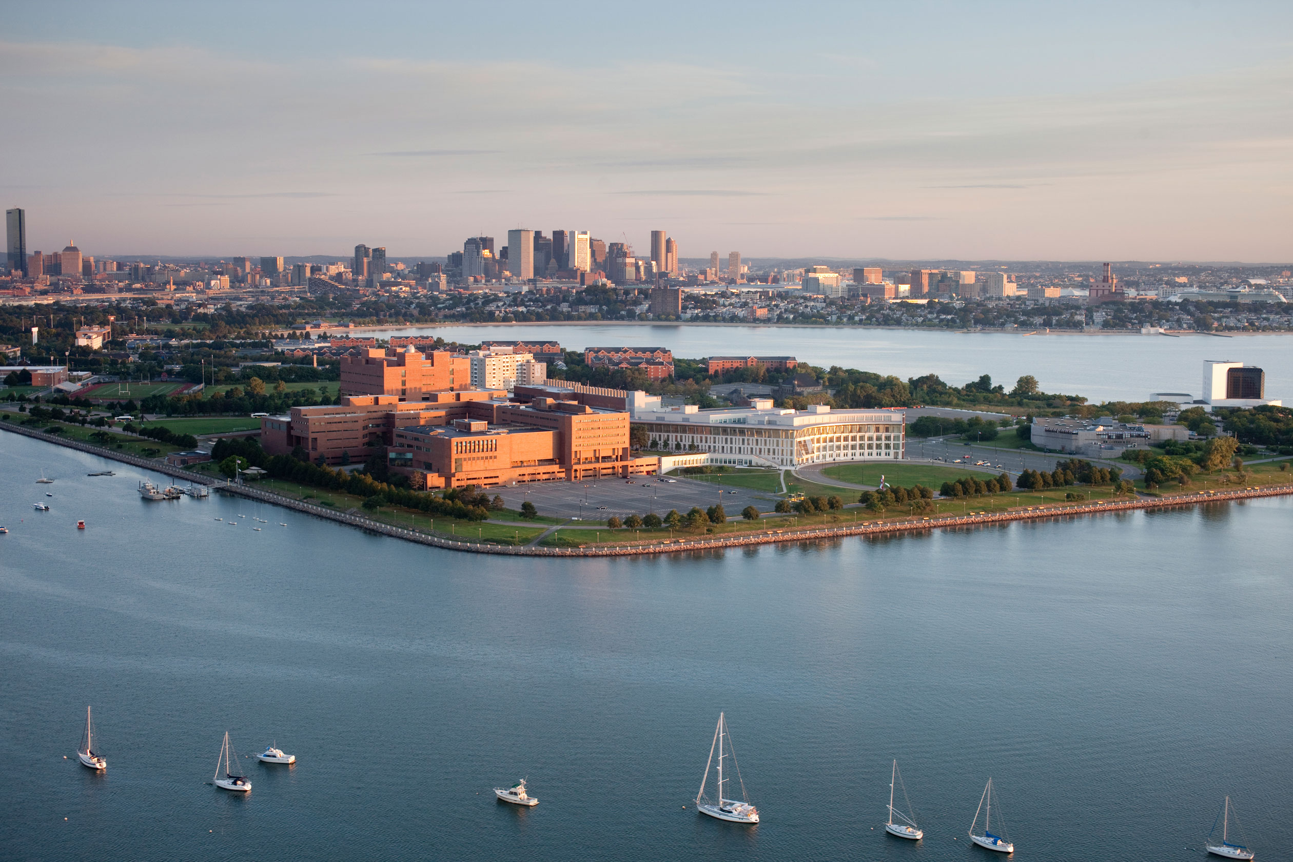 UMass Boston's School for the Environment