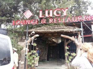 Lucy restaurant