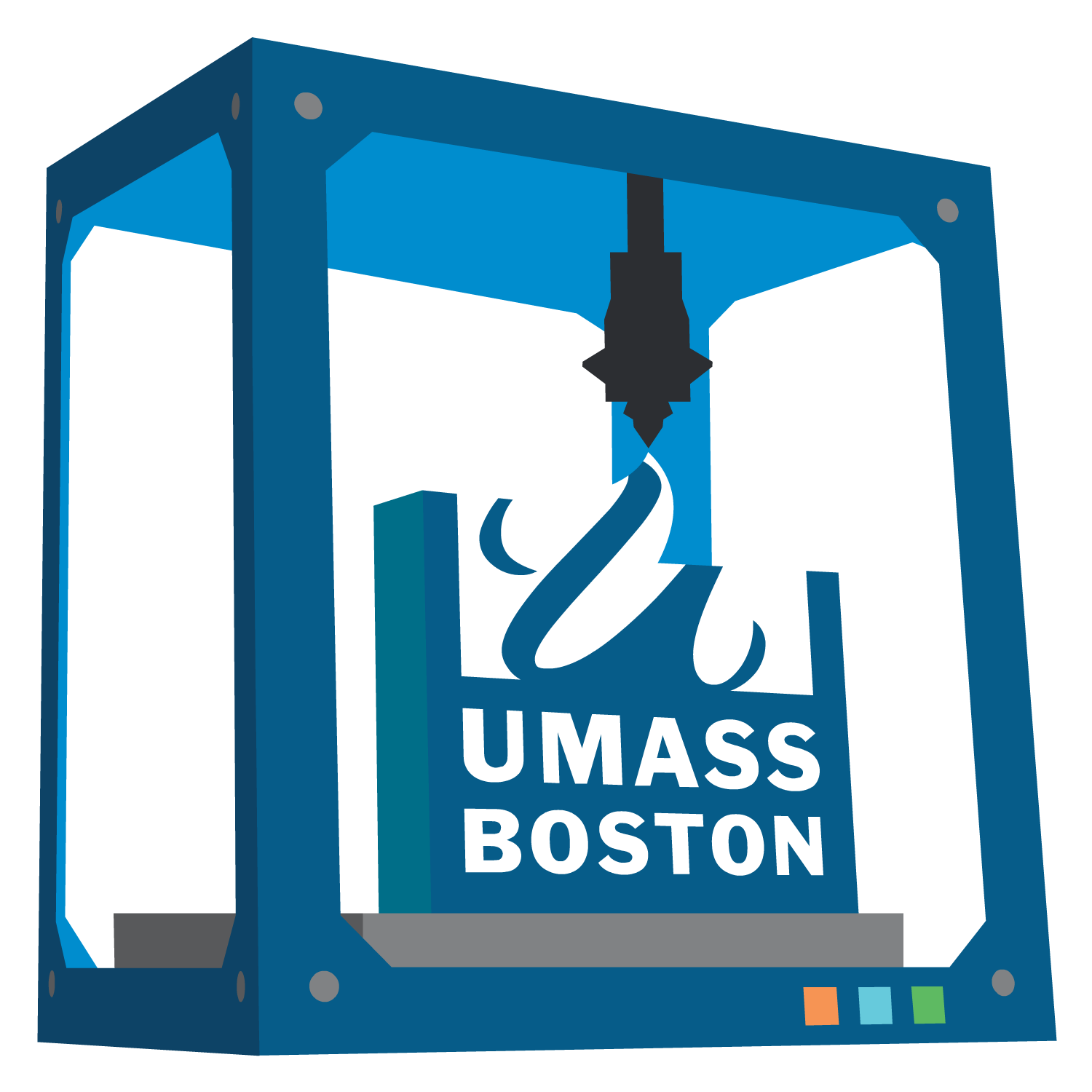Six Nky Schools To Launch 3d Printer Clubs: UMass Boston MakerSpace