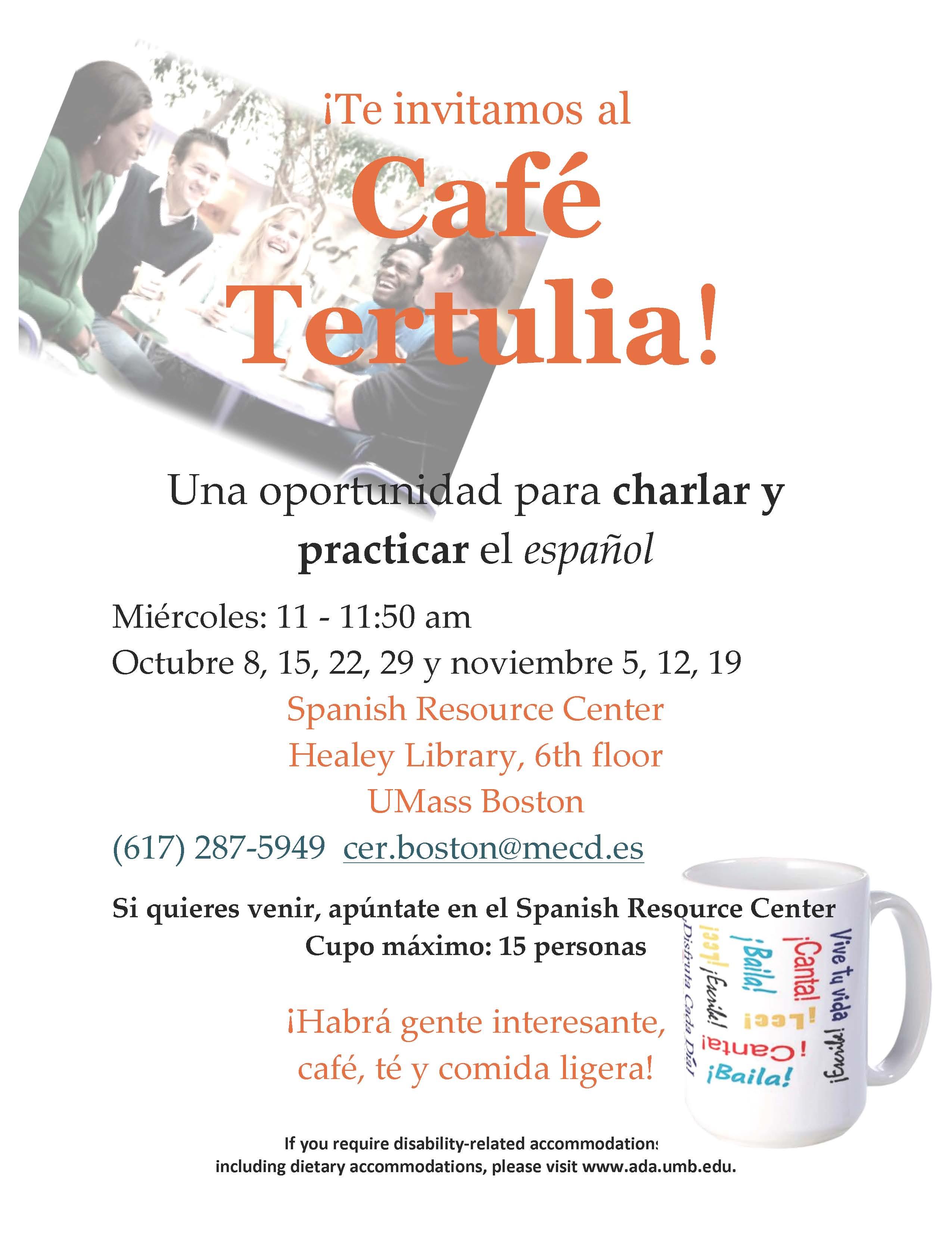 Volante - Café Tertulia