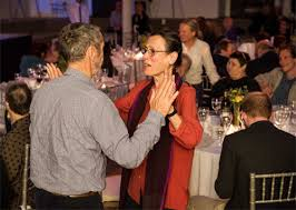 Yvonne Rainer and Steve Paxton
