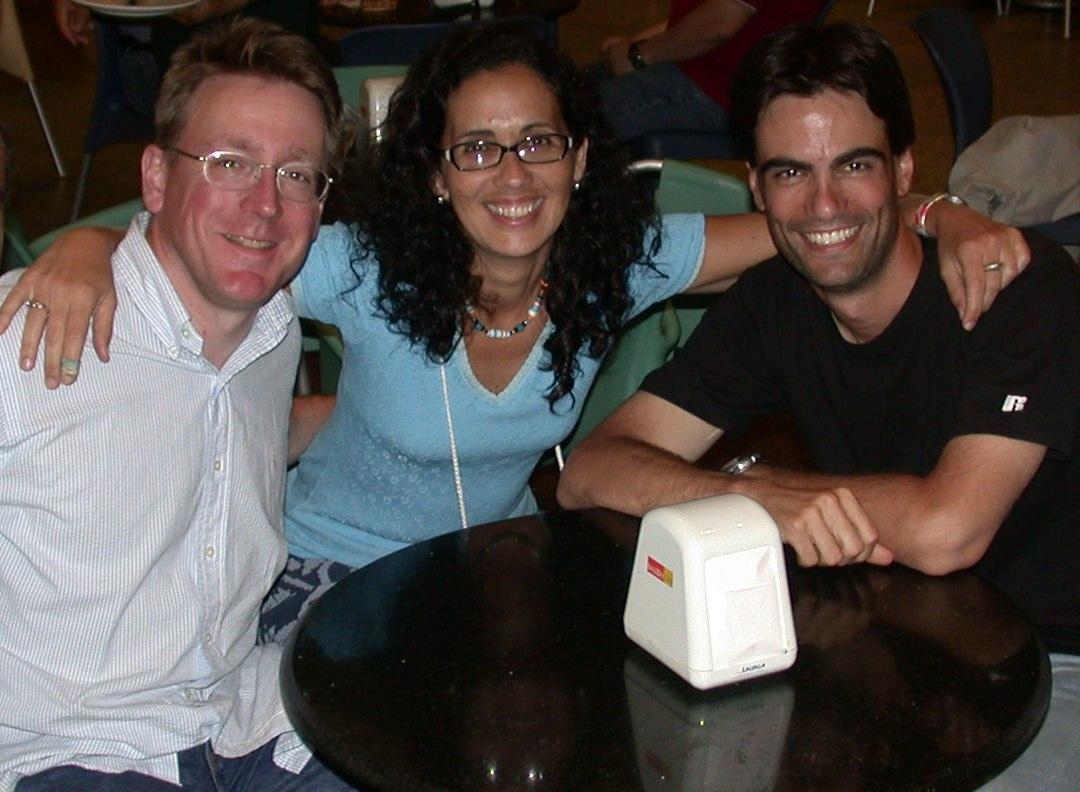 Hartwig Bergquist Sargis Brazil 2005