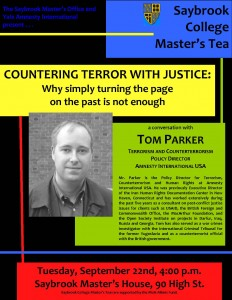 09.09.22 - Master's tea with Tom Parker