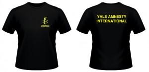 Yale AI Tshirt