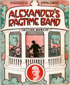 Album cover of Alexander's Ragtime Band