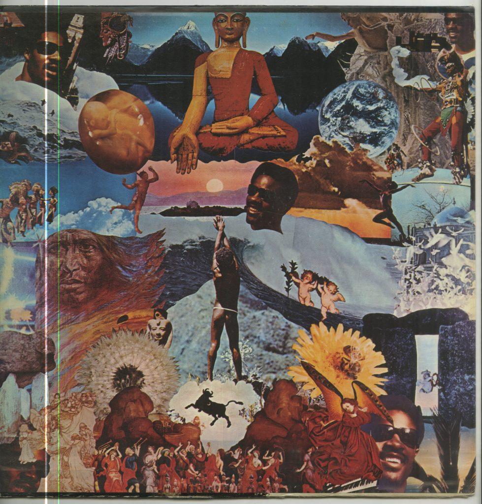 Album art for Stevie Wonder, Music of My Mind