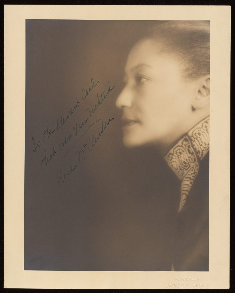 Photo of Rose McClendon