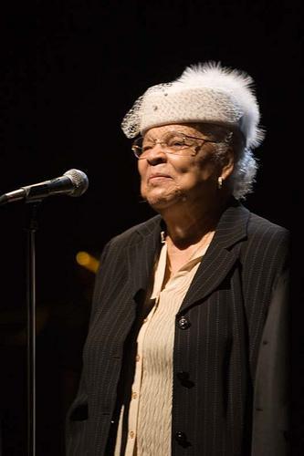 Roxie Moore, gospel songwriter