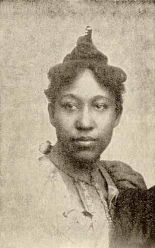 Portrait photo of Harriet Gibbs Marshall