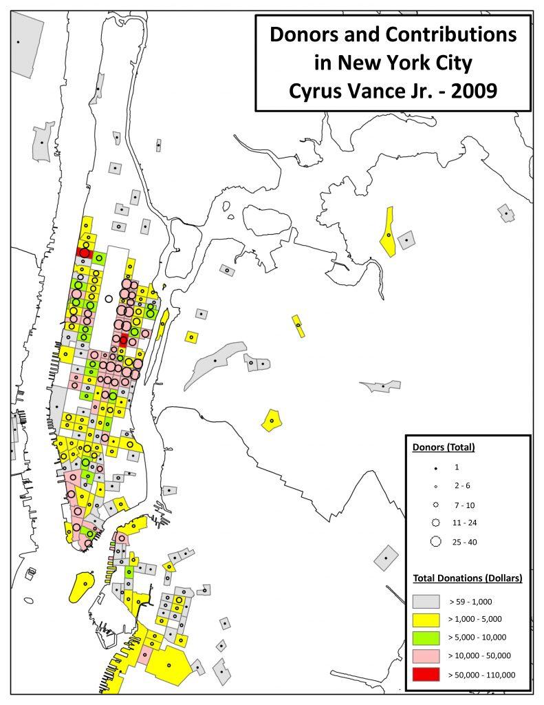 Cyrus Vance Jr - 2009