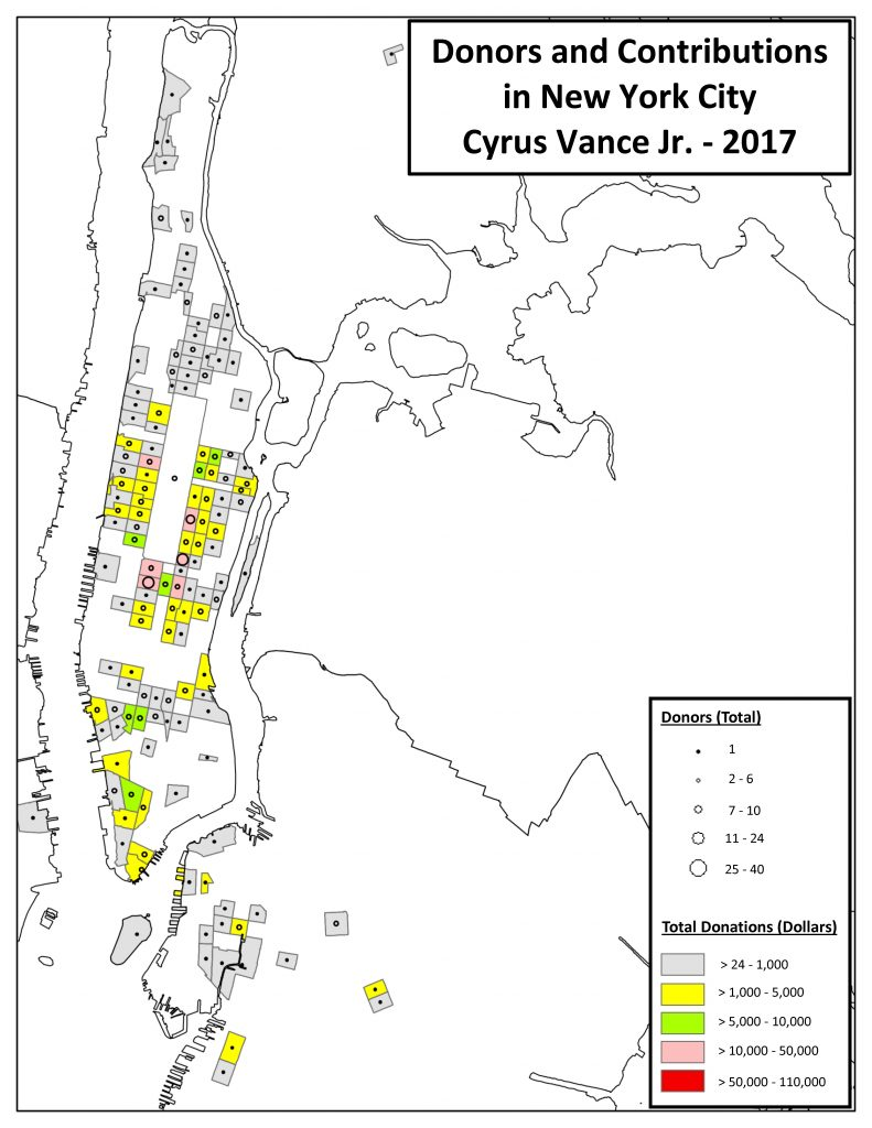 Cyrus Vance Jr - 2017