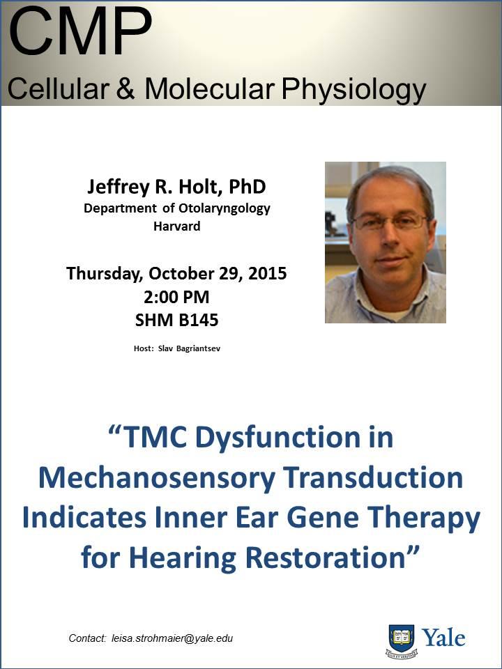 2015-10-29 Jeff Holt seminar