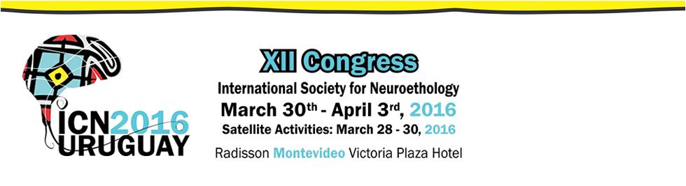 2016-03-30 Neuroethology Uruguay