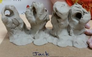 Jack's sculpture