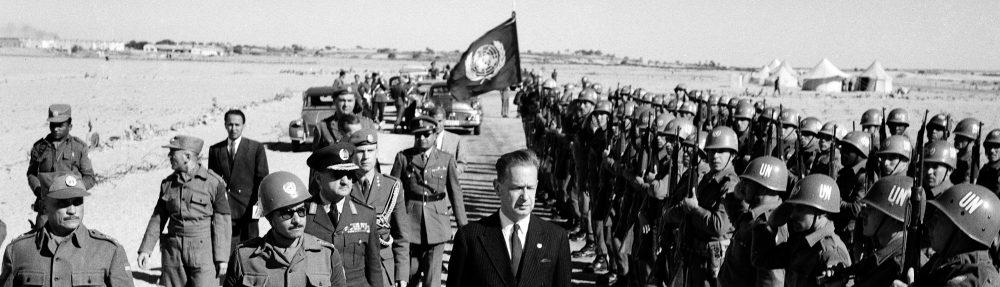 The Next Frontier of Peacekeeping