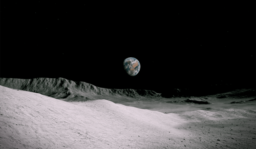 Strolling on the lunar surface — with some help from a Yale professor
