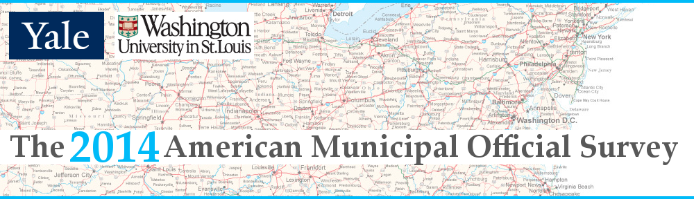 The American Municipal Official Survey