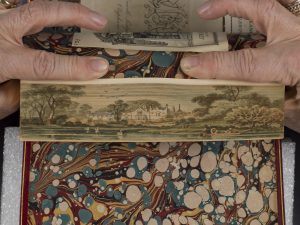 Fore-edge painting 3