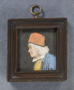 LWL Liotard self portrait miniature recto