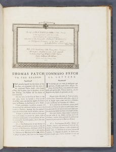 Title page from Fra Bartolommeo by Thomas Patch