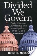 Divided We Govern