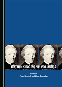 "Book Cover of ""Rethinking Kant: Volume 4"""