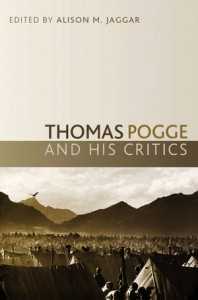 "Book Cover of ""Thomas Pogge and His Critics"""
