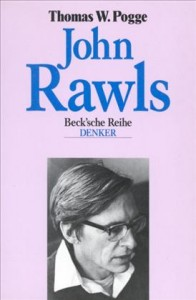 "Book Cover of ""John Rawls, in Beck'sche Reihe"""