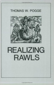 "Book Cover of ""Realizing Rawls"""