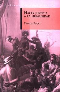 """Book Cover of """"Hacer Justicia a la Humanidad"""""""