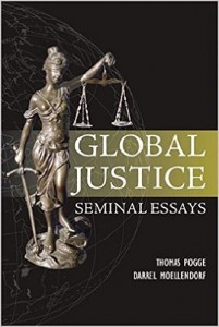 "Book over of ""Global Justice: Seminal Essays"""