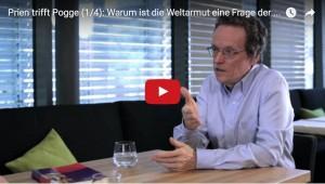 Prien trifft Pogge (1/4): Warum ist die Weltarmut eine Frage der Gerechtigkeit?