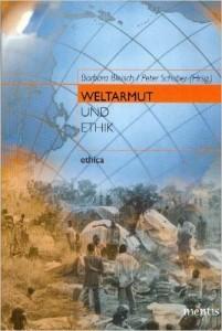 """Bucheinband von """"WeltArmut Und Ethik"""""""