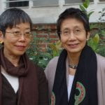 Angela Leung and Helen Siu 2015