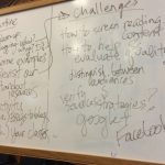Among the many challenges in implementing blogging in the L2 classroom...