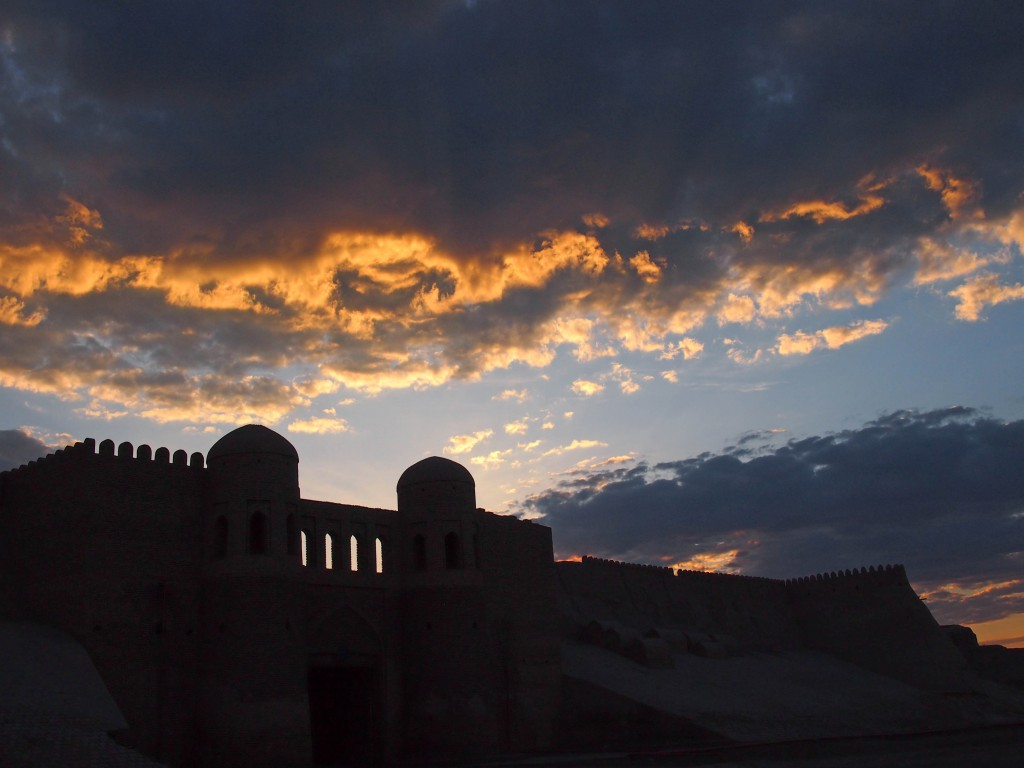 Khiva Dawn