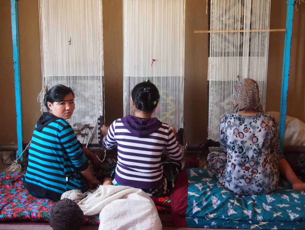 3 Weavers
