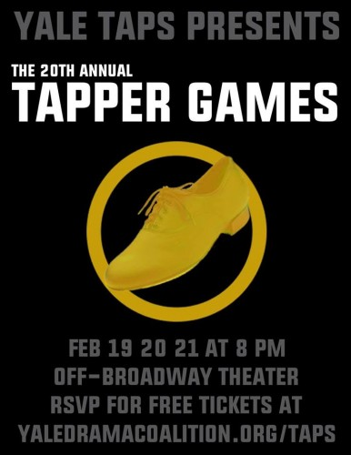 "Taps Presents ""Tapper Games"""