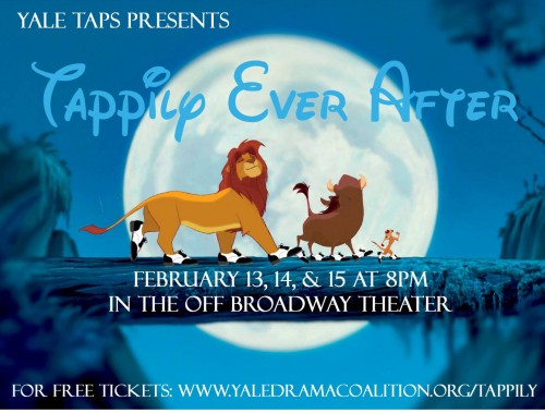 "Taps Presents ""Tappily Ever After"""