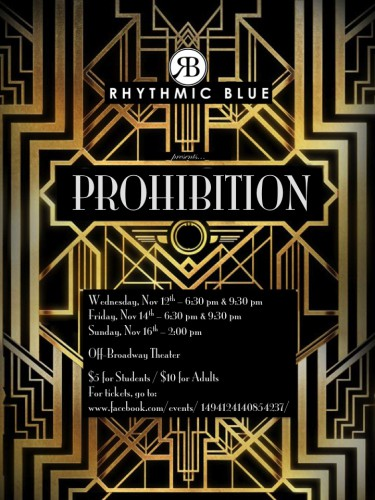"""Prohibition"" by RB"