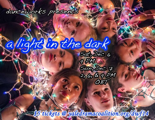 """DW Presents """"A Light in the Dark"""""""