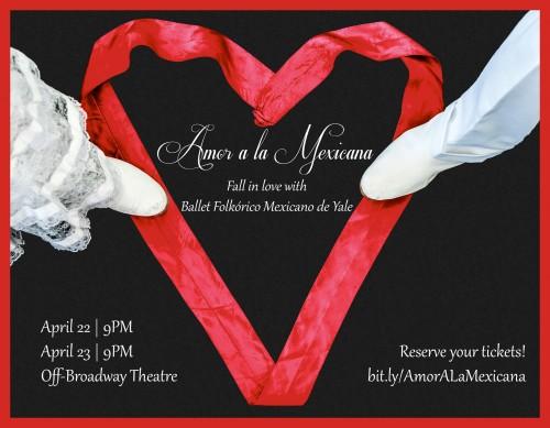 "BFMdY Presents ""Amor a la Mexicana"""