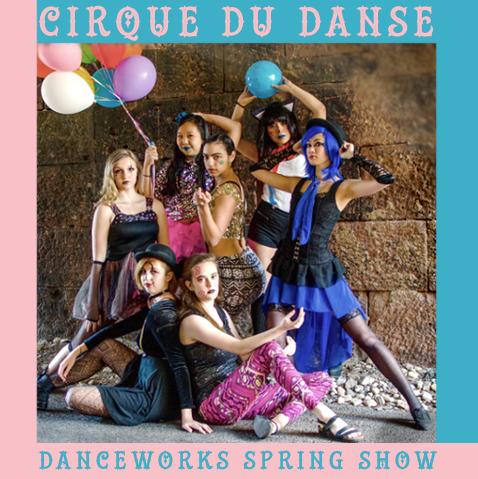 """Spring 2015: """"Cirque du Danse"""""""