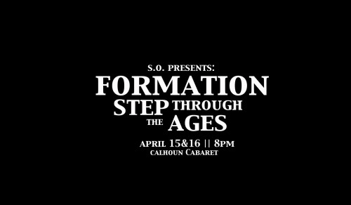 "Spring 2016: ""Formation Step Through the Ages"""