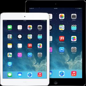 iPad Class Sets – Spring 2016