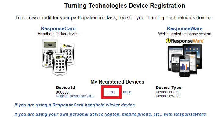 ClickerRegistrationConfirmation