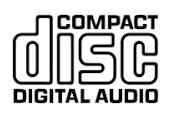Compact Disc Digital Audio Icon