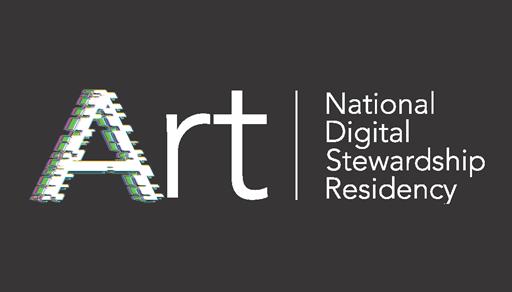 Logo for National Digital Stewardship Art