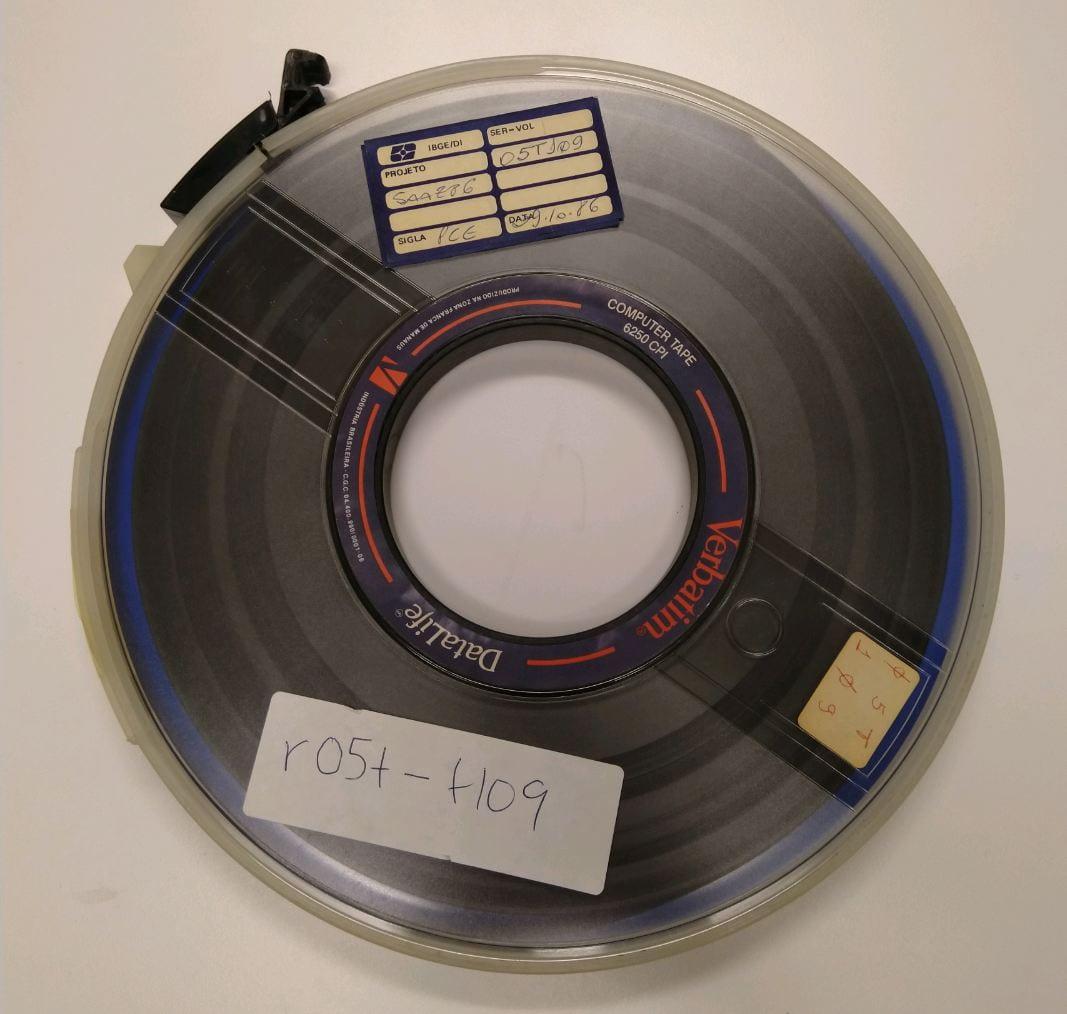 9 Track tape
