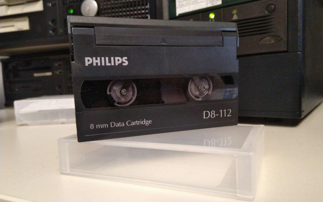 Data8 Tape